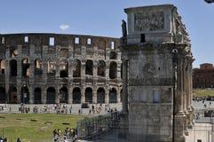 Rzym Włochy Zdjęcia Royalty Free