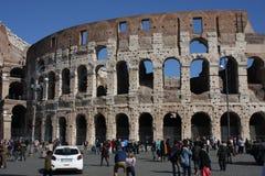 Rzym Włochy i colloseum Zdjęcia Royalty Free