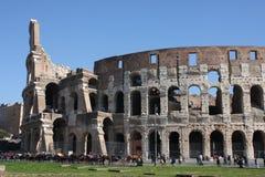 Rzym Włochy i colloseum Obraz Royalty Free