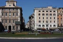 Rzym Włochy i colloseum Fotografia Royalty Free