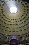 Rzym, Włochy. Panteon Obraz Royalty Free