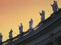rzym Watykanu Obrazy Royalty Free