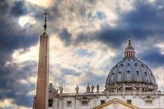 rzym Watykanu Fotografia Royalty Free