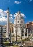 Rzym - Wiecznie miasto obrazy stock