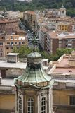 Rzym włochy dachu widok Zdjęcia Stock
