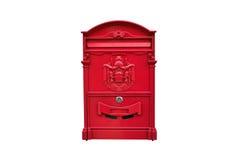 Rzymianin dekorująca skrzynka pocztowa Obrazy Royalty Free