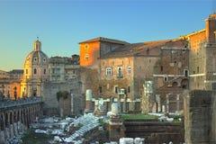 Rzymianin ruiny 2 obraz stock