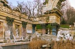 Rzymianin ruiny Obrazy Royalty Free