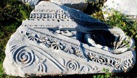 Rzymianin ruiny w Turcja Zdjęcia Stock