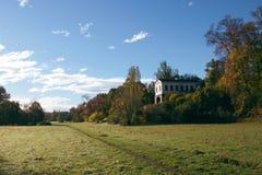Rzymianina dom w Weimar thuringia obrazy royalty free