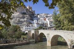Rzymianina most, lokalizować w środkowej części miasteczko, swój pa Zdjęcia Royalty Free