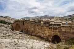 Rzymianina most przy Cendere Fotografia Stock