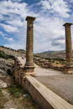 Rzymianina most przy Cendere Obrazy Royalty Free