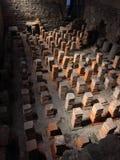 Rzymianina skąpanie w Anglia obrazy stock