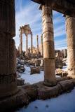 rzymska świątynia Fotografia Royalty Free