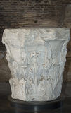 rzymska kapitał kolumna Obrazy Royalty Free