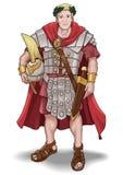 rzymski żołnierz Fotografia Royalty Free