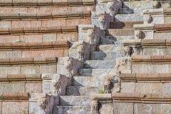 rzymski asklepion pergamum Zdjęcia Stock