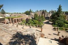rzymski Merida theatre Zdjęcie Royalty Free