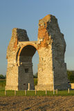 rzymski stary brama przegląd zdjęcie royalty free