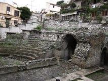 rzymski teatr Obrazy Stock