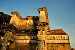 rzymskie forum ruiny Zdjęcie Royalty Free