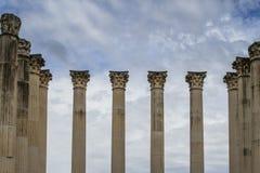 rzymskie ruiny zdjęcie royalty free