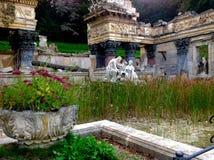 rzymskie ruiny Obrazy Royalty Free