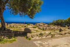 rzymskie ruiny Fotografia Stock