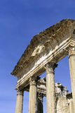 rzymskie ruiny Tunisia Obraz Royalty Free