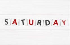 sábado imagens de stock royalty free