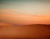 Sáhara Imagen de archivo libre de regalías