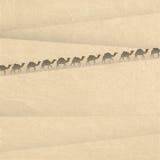 Sáhara con las siluetas de la leva libre illustration