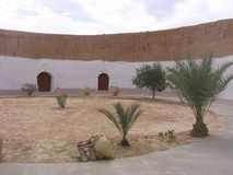 Sáhara - Túnez fotos de archivo libres de regalías