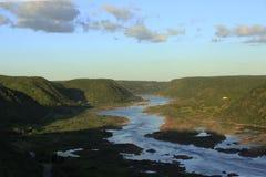 São弗朗西斯科河 库存图片