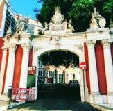 São João szpital zdjęcie royalty free