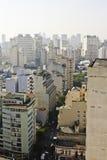 São Paulo - le Brésil Image libre de droits