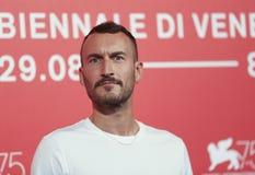 Sébastien Marnier出席` L `厄尔De La Sortie ` 免版税库存照片