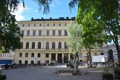 Södrateatern, Éstocolmo Foto de Stock Royalty Free
