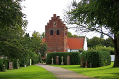 Søllerød Church Stock Photos