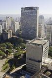 são śródmieście Paulo Brazylia - são Paulo - obrazy royalty free