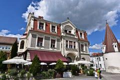 SÃ-¼dtirolerplatz i Krems Royaltyfri Foto