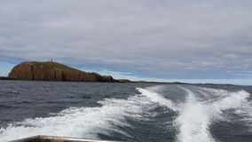 Súgandisey Islande Photos stock