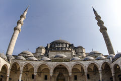 Suleymaniye Mosque Royalty Free Stock Images