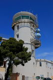 Sémaphore du GLB Couronne, Franse Mediterrane Marine, Stock Foto's