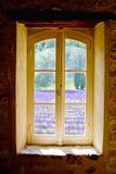 Sénanque-Abtei in Provence Lizenzfreies Stockbild