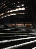 São Paulo budynku handlowi schodki Zdjęcie Royalty Free