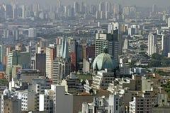 São Paulo, SP-Mitte Stockbilder