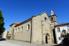 São弗朗西斯科教会,吉马良斯,葡萄牙 库存图片