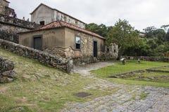 São José da Ponta Grossa Fortress - Florianópolis/SC - Brasilien Royaltyfri Fotografi